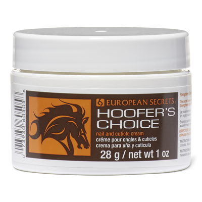 Hoofer's Choice Nail & Cuticle Cream