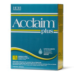 Extra Body Plus Acid Perm