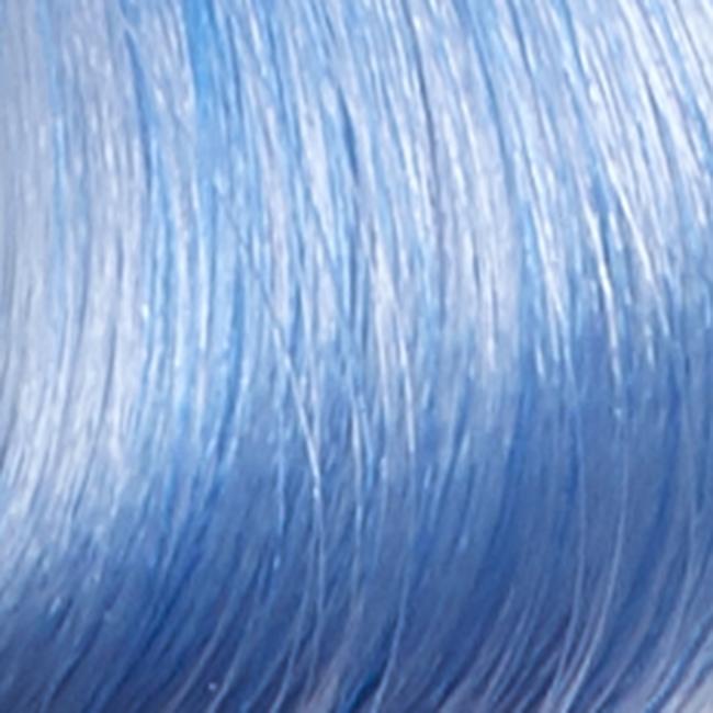 Shark Blue Semi Permanent Hair Color