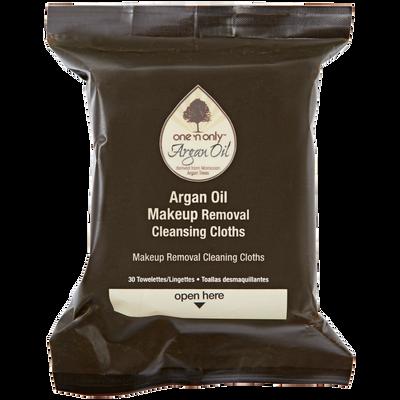 Argan Oil Makeup Removing Wipes