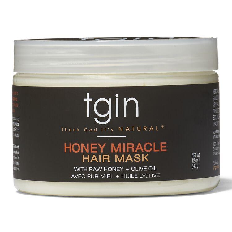 Honey Miracle Hair Mask 12oz