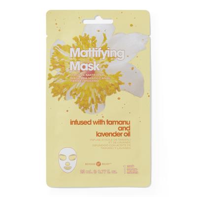 Mattifying Mask