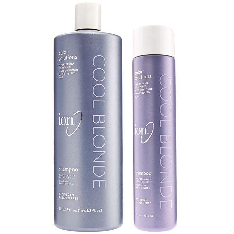 Cool Blonde Purple Shampoo