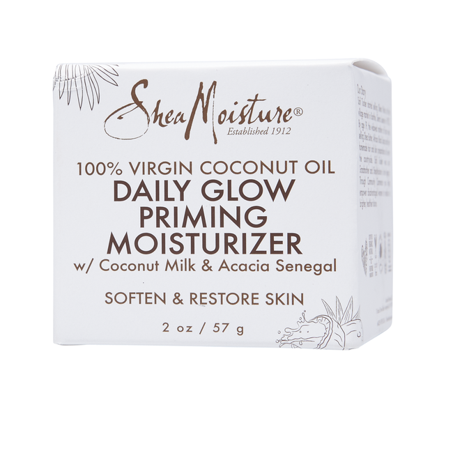 100% Virgin Coconut Oil Daily Glow Priming Moisturizer