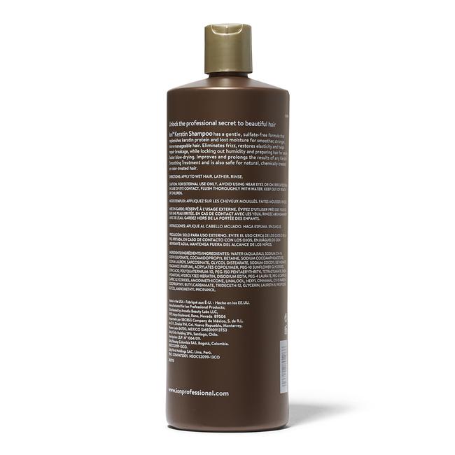 Keratin Smoothing Shampoo