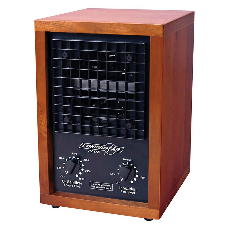 Lightning Air Plus LA-2SPX Air Purifier