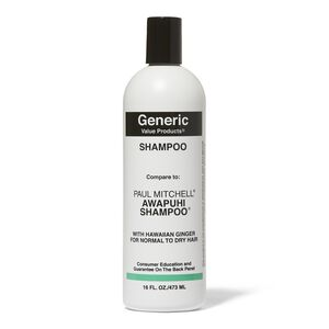 Awapuhi Shampoo Compare to Paul Mitchell Awapuhi Shampoo