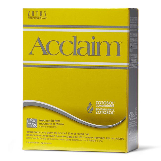 Extra Body Acid Perm