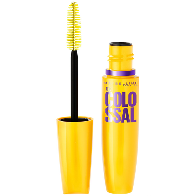 Volum' Express The Colossal Mascara Classic Black