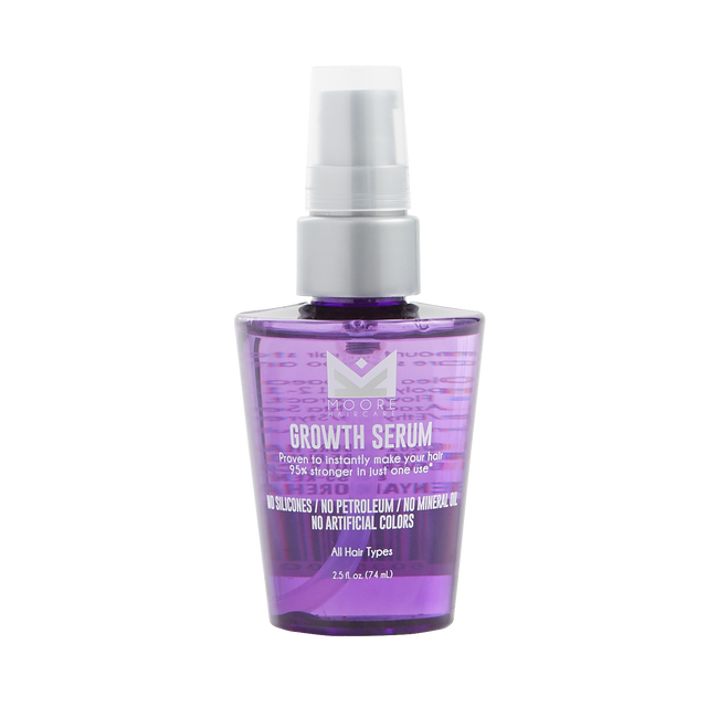 Kenya Moore Growth Serum Textured Hair Sally Beauty