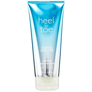 Cucumber Heel Treatment