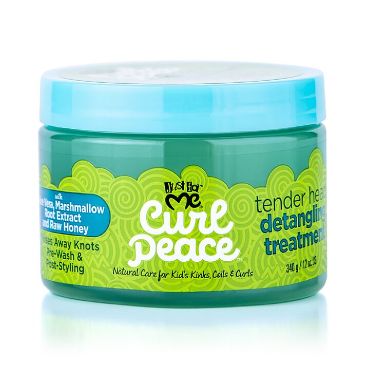 Curl Peace Tender Head Detangling Treatment