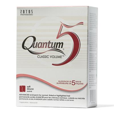 5 Classic Volume Acid Perm