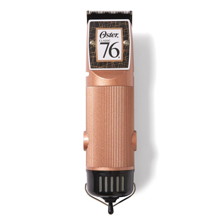 Limited Edition Rose Gold Classic 76 Clipper