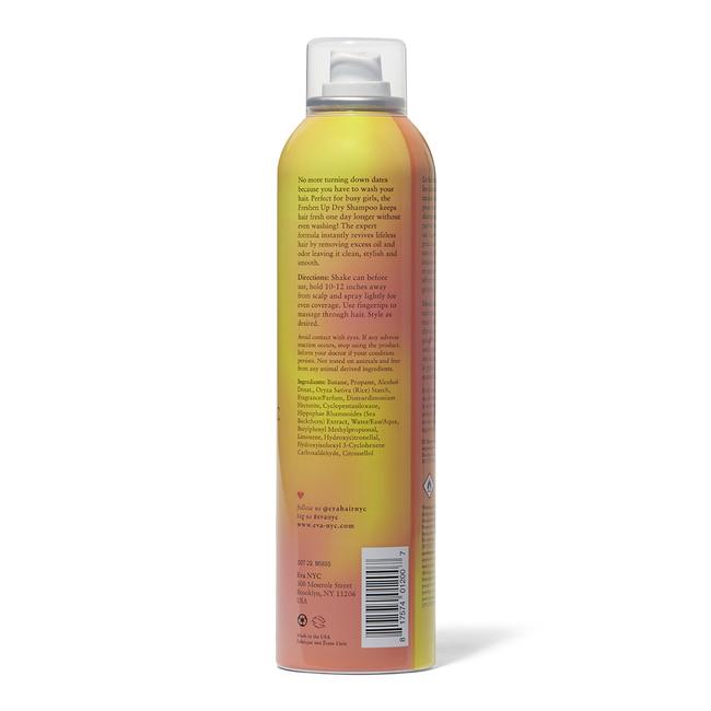 Freshen Up Dry Shampoo