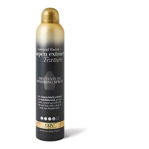 Natural Finish Aspen Extract Dry Texture Hair Spray