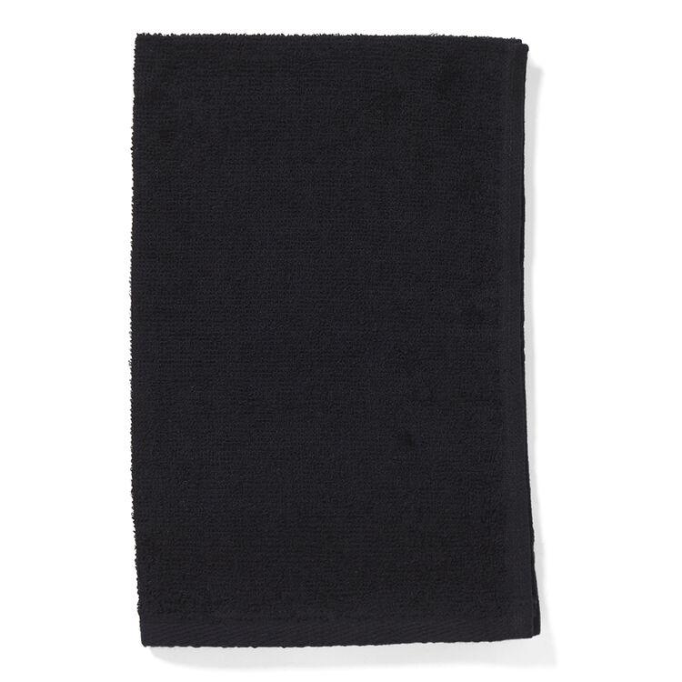 Bleach Guard Black Cotton Towel
