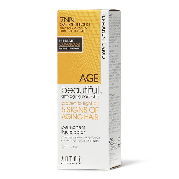 7NN Dark Intense Blonde Permanent Liquid Hair Color
