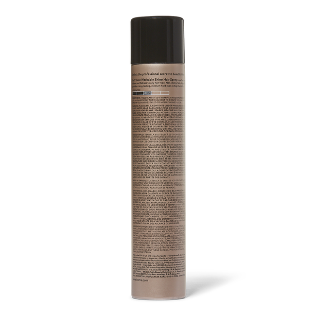 Luxe Workable Shine Hair Spray