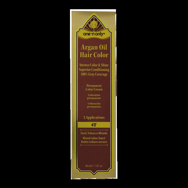 Permanent Hair Color Cream Tobacco Series