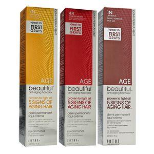 Anti Aging Demi Permanent Liqui Creme Hair Color