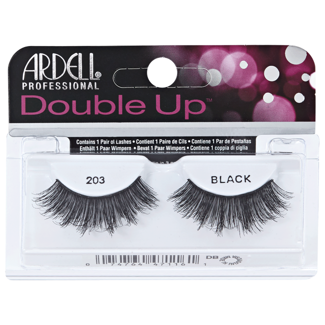 dff1d25f0a3 Double Up #203 Black Lashes by Ardell | Eyelash Extensions | Sally ...