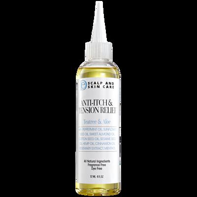 Scalp & Skin Anti-Itch Oil