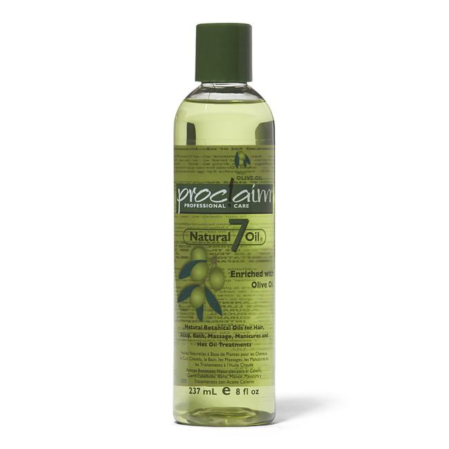 Natural 7 Olive Oil