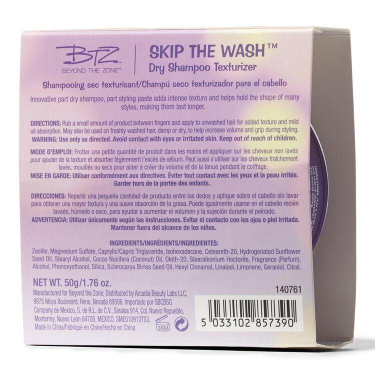 Dry Shampoo Texturizer