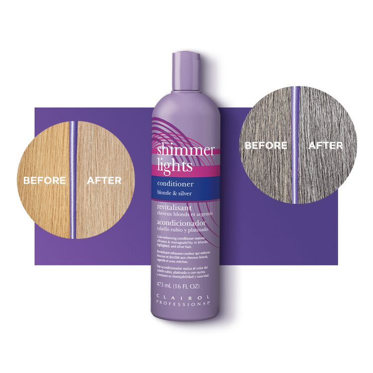 Shimmer Lights Conditioner for Blonde & Silver