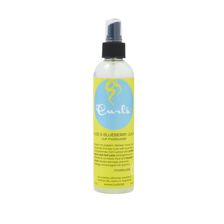 Blue Berry Aloe Curl Moisturizer Mist