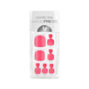 Magic Press Paradise Pink - Toes