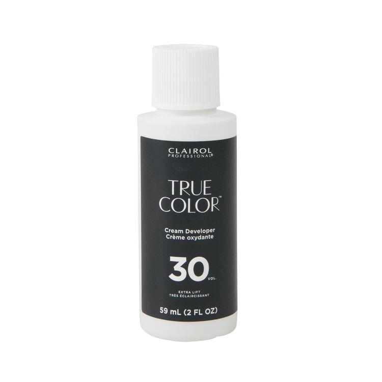 True Color 30 Volume Cream Developer