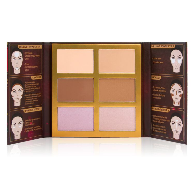 Shymphony Face Obession Palette Light/ Medium