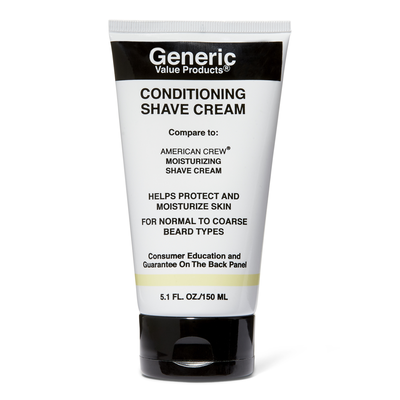 Conditioning Shave Cream Compare to American Crew Moisturizing Shave Cream