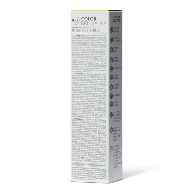 Brilliant 12 Intense Neutrals 7NN Medium Intense Blonde Permanent Crème Hair Color