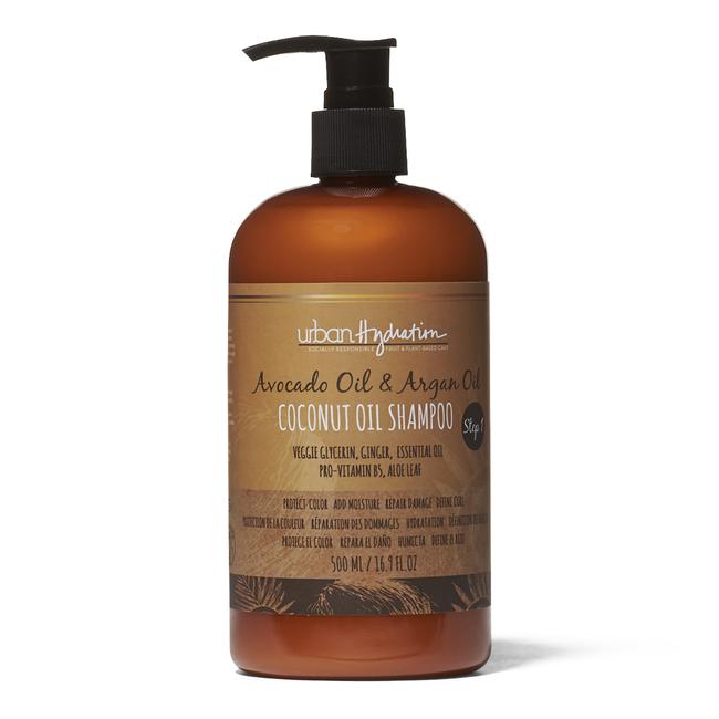 Coconut Oil Shampoo