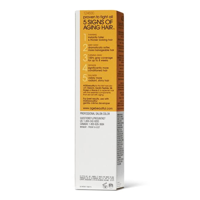 9G Light Golden Blonde Permanent Liqui-Creme Hair Color