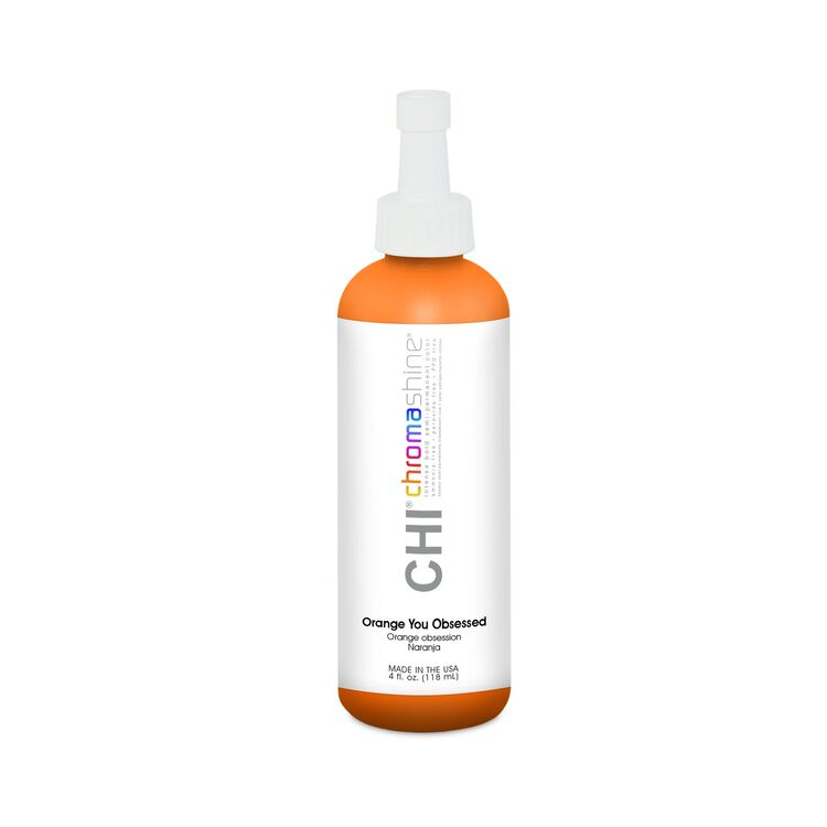 Orange You Obsessed Chromashine Semi Permanent Hair Color