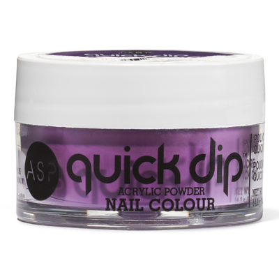 Quick Dip Powders Electric Purple