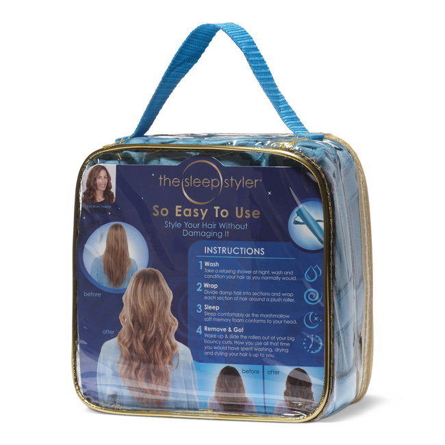 Sleep Styler for Long or Thick Hair