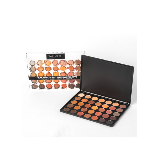 The Ultimate Pro Shadow Palette