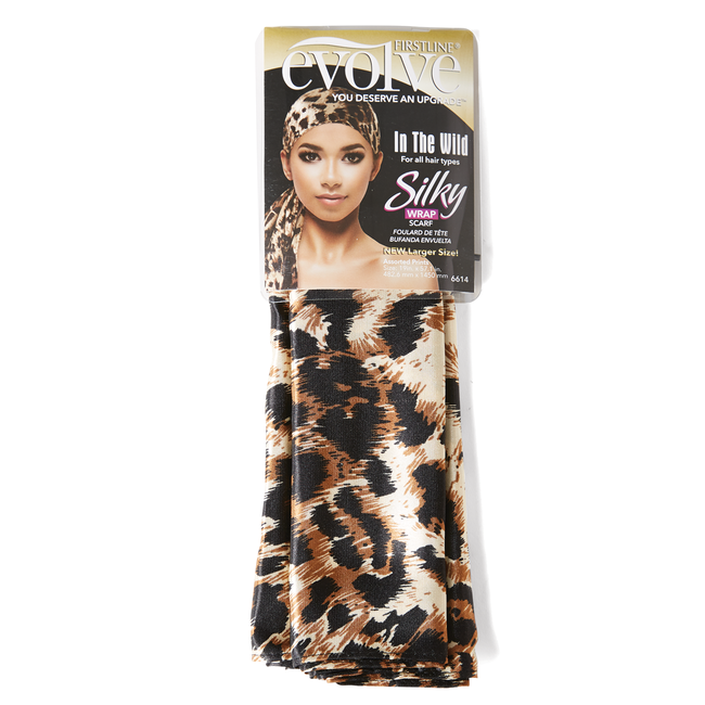In The Wild Silky Wrap Scarf