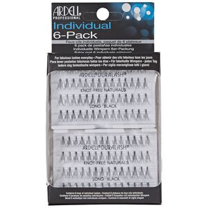 Individual 6 Pack Long Lashes