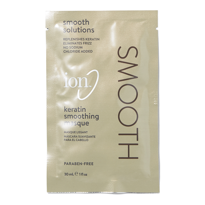 Keratin Smoothing Masque Packette