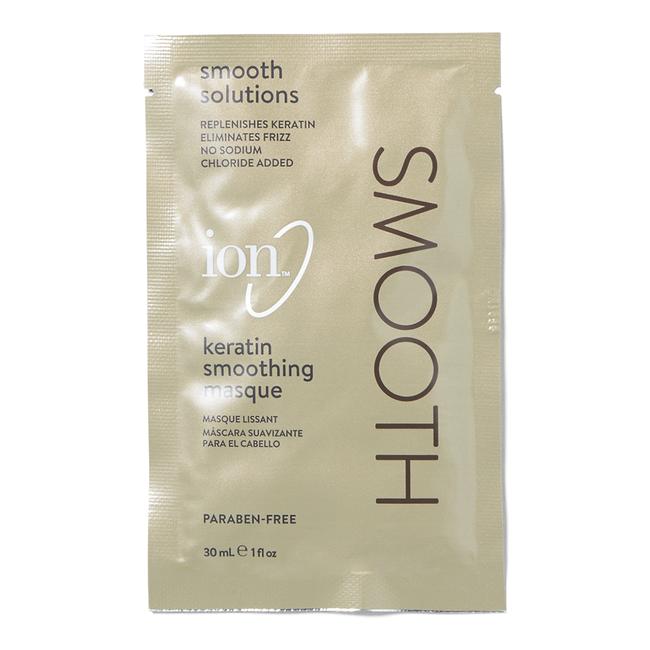 Keratin Smoothing Masque Packette