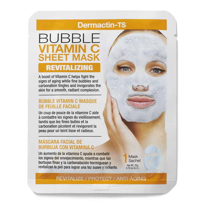 Bubble Vitamin C Sheet Mask