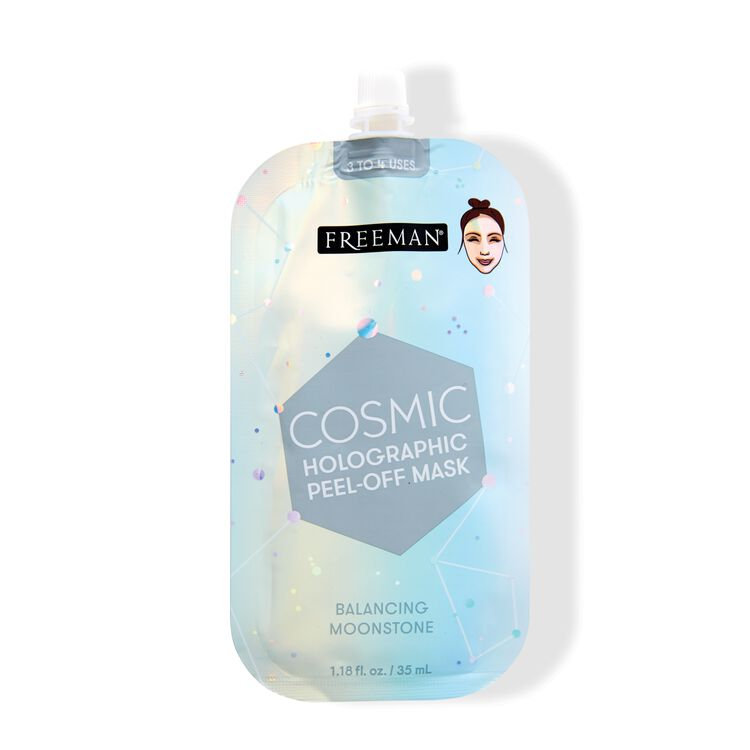 Cosmic Balancing Moonstone Holographic Peel-Off Mask
