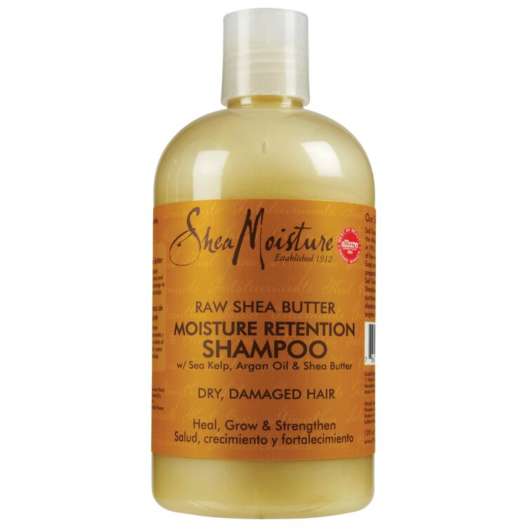 Raw Shea Butter Retention Shampoo