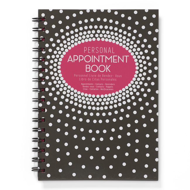 Personal Appointment Book